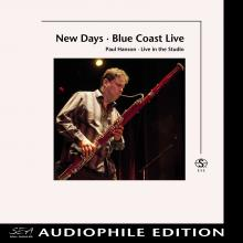 Paul Hanson - New Days - Cover Image