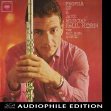 Paul Horn - Profile of a Jazz Musician - Cover Image