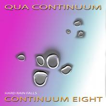 Qua Continuum - Continuum Eight - Cover Image