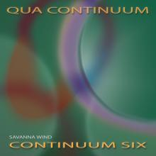 Qua Continuum - Continuum Six - Cover Image