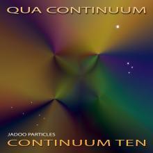 Qua Continuum - Continuum Ten - Cover Image