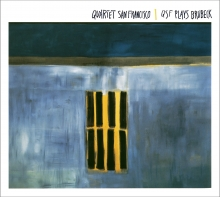 Quartet San Francisco - QSF Plays Brubeck - Cover Image