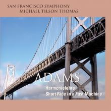 San Francisco Symphony - Adams Harmonielehre | Short Ride in a Fast Machine - Cover