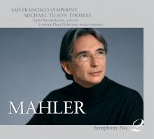 San Francisco Symphony Mahler No. 2 - Cover Image