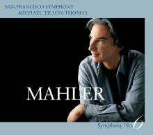 San Francisco Symphony - Mahler Symphony No. 6 - Cover Image