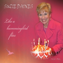 Suzie Daines - Like A Hummingbird Flies - Cover Image